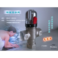 DN20热水恒温混合阀