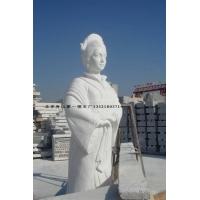 苏三汉白玉雕像汉白玉人物雕像汉白玉邓小平雕像