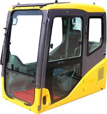 小松-7挖掘机驾驶室