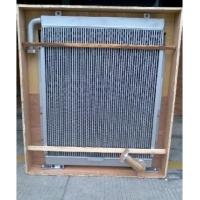 挖掘机全铝液压油散热器