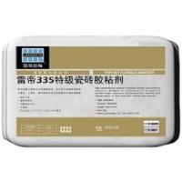南京油漆-南京涂料-南京瓷砖石材胶黏剂-雷帝335特级瓷砖胶