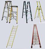 玻璃钢绝缘梯工业梯,直爬梯,伸缩梯,家用梯 升降梯 人字梯