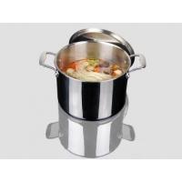 宜乐不锈钢汤锅