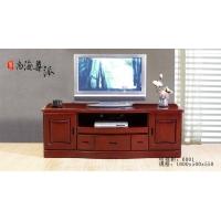 尊派实木家具-电视柜