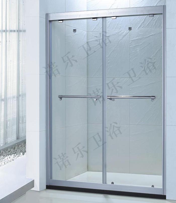 厂家批发供应100 信誉 简易淋浴房 ccc玻璃淋浴房 高清图片