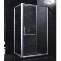 卫浴洁具-出口品质弧型淋浴房 淋浴趟门