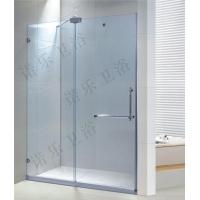 简易移门淋浴房 淋浴房移门定做 淋浴房配件