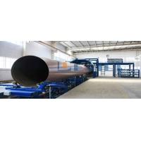 连续缠绕玻璃钢管材生产线