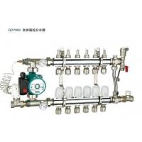 沃尔达智能型分集水器,地板采暖分水器,沃尔达分水器