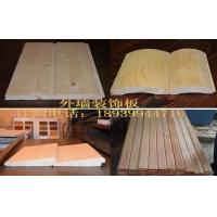上海最大的木屋木别墅材料内外墙挂板批发