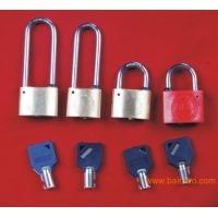 供应梅花表箱锁 塑钢挂锁 梅花横开挂锁 通开梅花锁 长梁挂锁