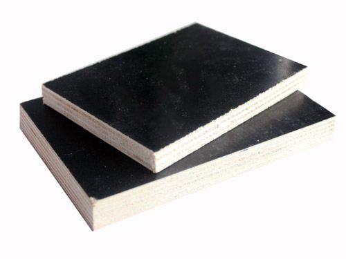 黑色覆膜板建筑模板产品图片,黑色覆膜板建筑模板产品