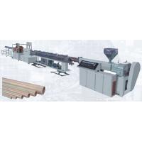 PP-R/PP/PE塑料管材生产线
