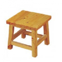 嘉庆木桶系列-小方凳 JT-04