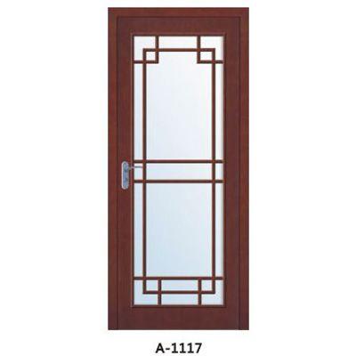 成都实木贴板门A-1116、A-1117