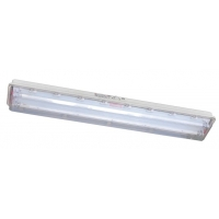 BYS防爆防腐应急全塑灯价格、防水LED防爆荧光灯厂家