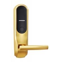 家瑞商务风格磁卡感应锁,执手式宾馆锁