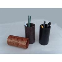 家居用品:皮革筆筒、布藝筆筒