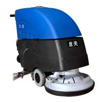 白云意美自走式洗地机,国产洗地机,自动洗地吸干机