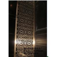 黑龙江不锈钢屏风,铝雕刻古铜屏风,缕空铜屏风