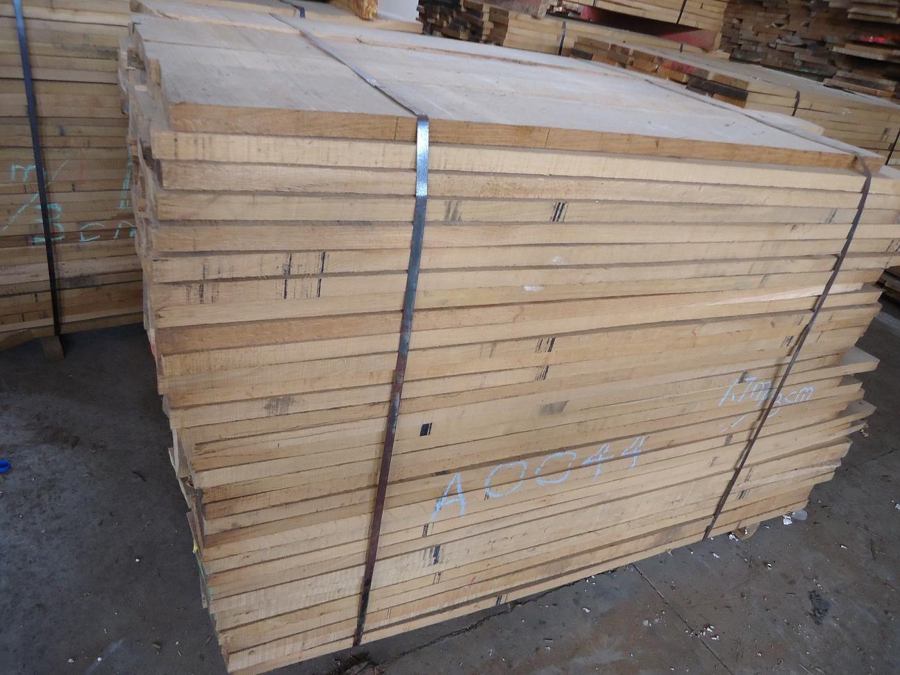 柞木板材2