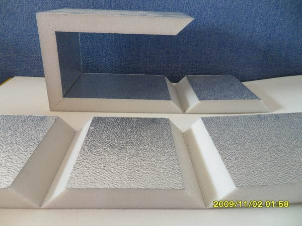 铝箔酚醛复合板材