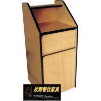 供应 肯德基垃圾桶,防火板垃圾桶LJT-01