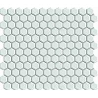 陶瓷六角形马赛克 六角砖 KTV背景墙砖 电镀钛金马赛克