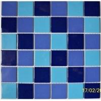 佛山游泳池马赛克厂家 泳池砖 游泳池专用瓷砖