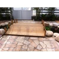 防腐木桥梁|卉峰园林景观建材