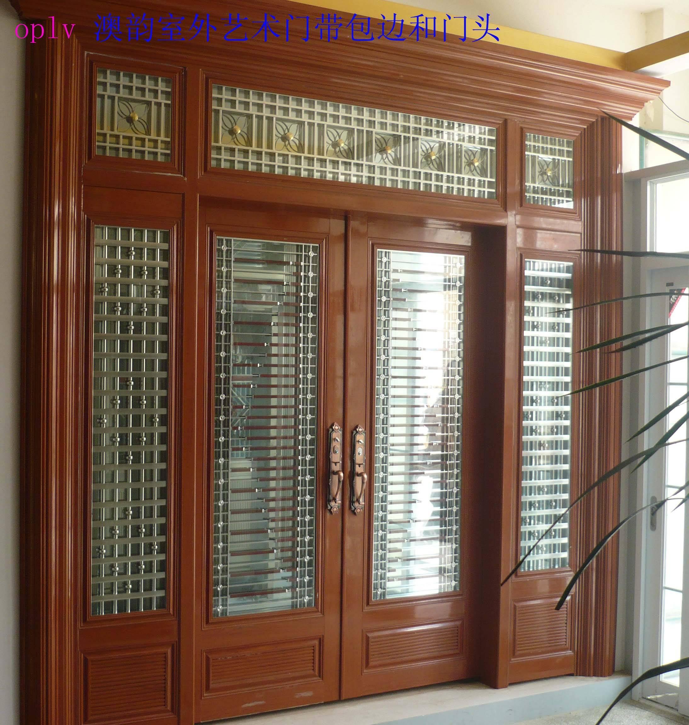 2008防盗门产品图片,2008防盗门产品相册 中国广州市澳宝易发门窗系统有限公司