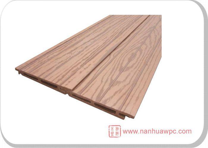 塑木户外装饰墙板