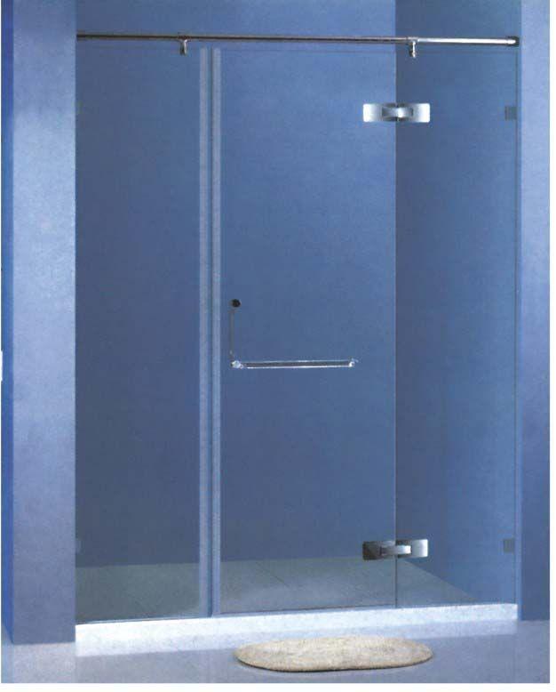 淋浴房-卫生间挡水屏风-卫生间挡水屏封的厂家、价格、型号、高清图片