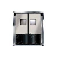 不锈钢自由防撞门,撞击门配件