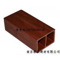 各类南京生态木方管 方通 方木 南京格韵建材