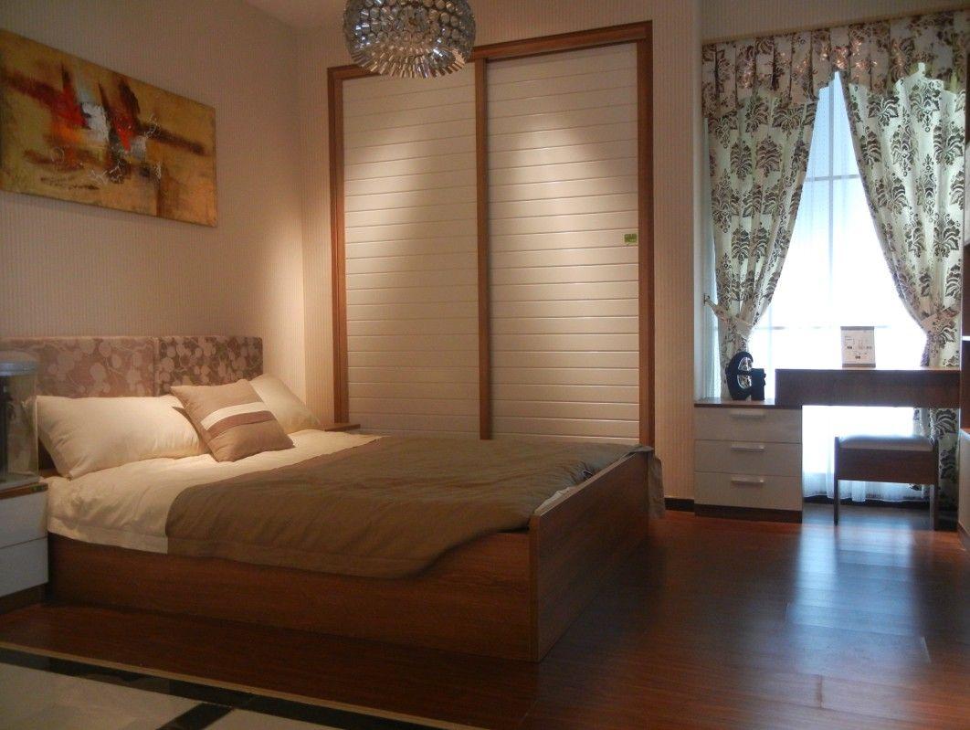 港式卧室衣柜设计图