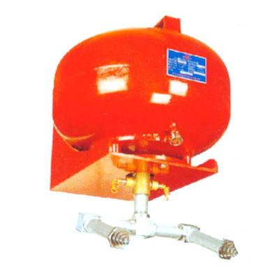 悬挂式卤代烷1301/七氟丙烷灭火装置
