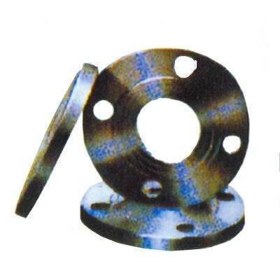 消防管件(凸面板式平焊钢制法兰片)