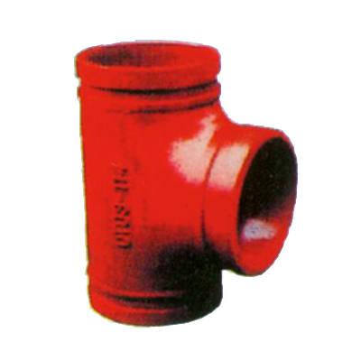 消防管件(同径三通)