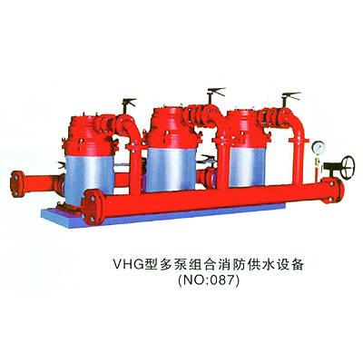 多泵组合消防供水设备