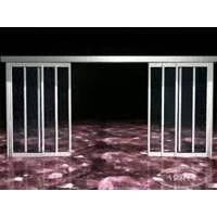 感应门 玻璃自动门 银行自动门