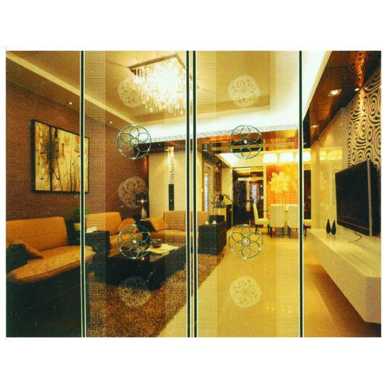移门工艺玻璃系列|家美莱门业