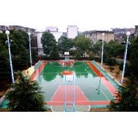新乡硬地丙烯酸球场地板,体育专用地坪漆