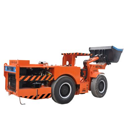 1.2地下柴油内燃铲运机图片