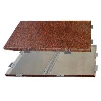 环保型PET岗纹铝塑板