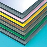 高士达铝塑板-拉丝