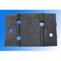 铁垫板、弹条、轨距拉杆、压轨器