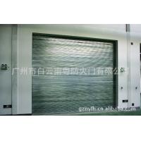广州盛煌建材 水雾式钢质复合型防火卷帘