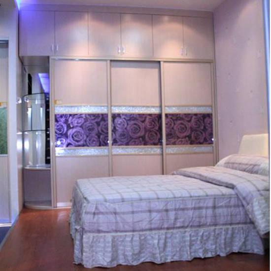2米卧室衣橱柜内部结构图