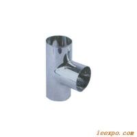 卫生级焊接等径三通